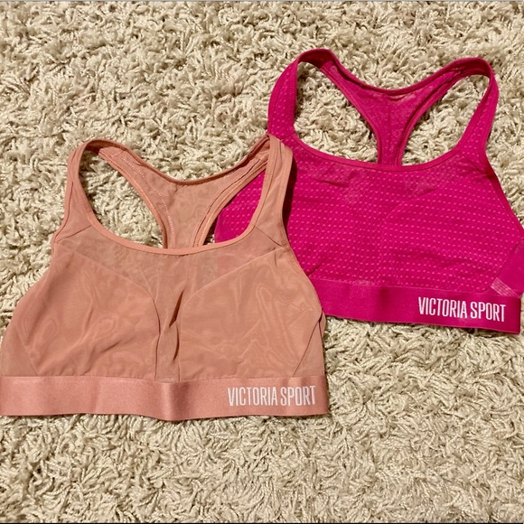 Victoria's Secret Other - TWO Victoria's Secret Sports Bras